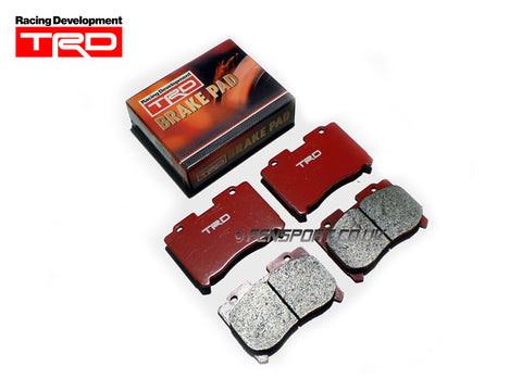 Brake Pads - Front - TRD Red Series - GT4 ST205 & Supra JZA80 4 Piston **