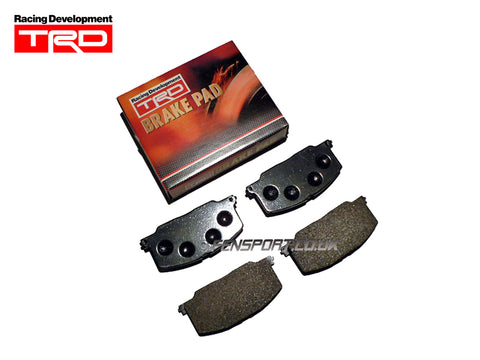 Brake Pads - Front - TRD Black Series - Celica & GT4 ST185 Single Piston Caliper **