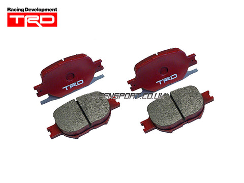 Brake Pads - Front - TRD Red Series - Celica 190 ZZT231 **