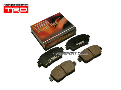 Brake Pads - Front - TRD Black Series - ZZT231 **