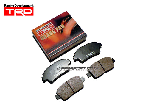 Brake Pads - Front - TRD Black Series -  Yaris T Sport, MRS ZZW30, Celica ZZT230 <08-02
