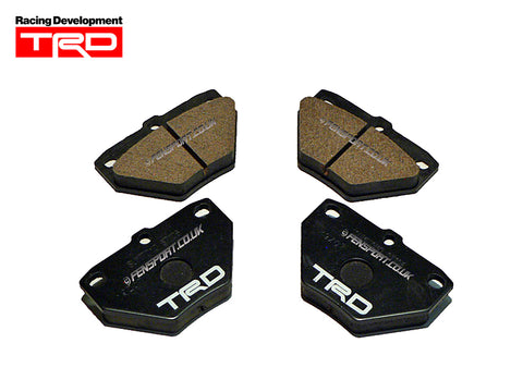Brake Pads - Rear - TRD Black Series - Celica ZZT231 & Yaris T Sport **