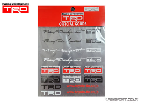 TRD MIni Sticker Set - SP08231-SP073