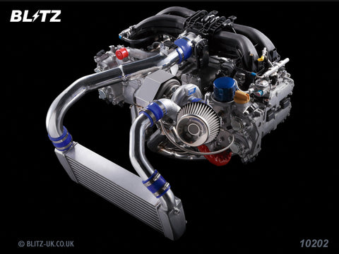 Blitz 380R Turbo Kit - No Cat - 10203 - GT86 & BRZ Turbocharger
