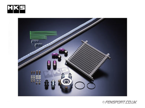 Oil Cooler kit - HKS - NA - GT86 & BRZ