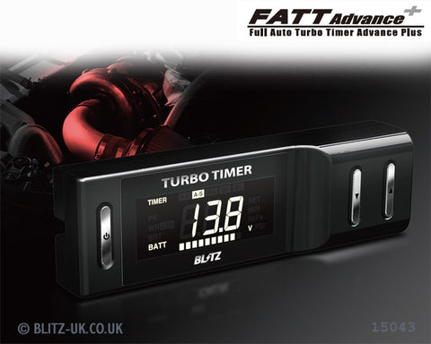 Blitz Turbo Timer FATT Advance + 15043