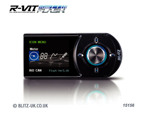 R-VIT I-Colour Flash Black 4.1 - Blitz 15157