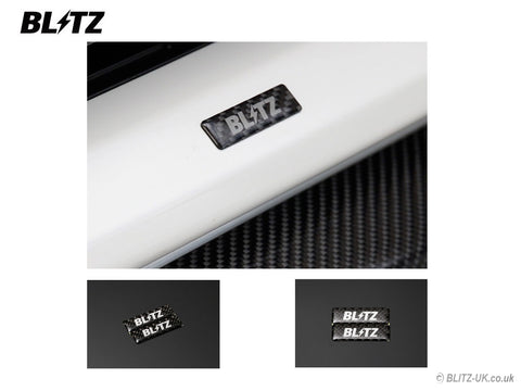 Blitz Carbon Mini Emblem - 18990