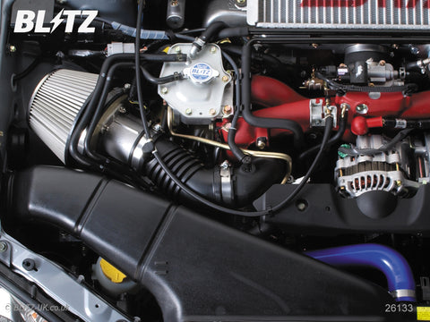Blitz SUS Induction Kit - 26133 - Impreza GDB, Legacy BH5 01/06 - EJ20T