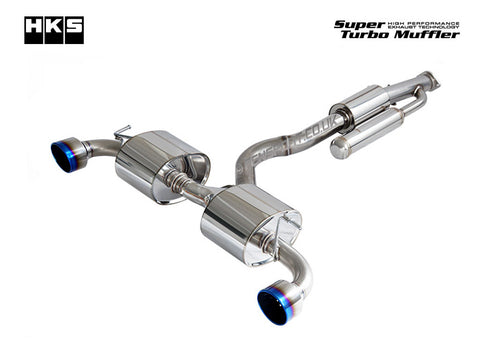 HKS Super Turbo Muffler - Exhaust - GR Yaris