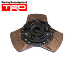 TRD Metal Facing Clutch Disc - Cerrametalic - 212mm - 4AGE, 4EFTE, 1ZZ & 2ZZ