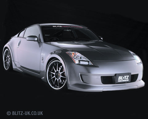 Blitz Aero Speed - 350Z Z33 - Over Fender Kit
