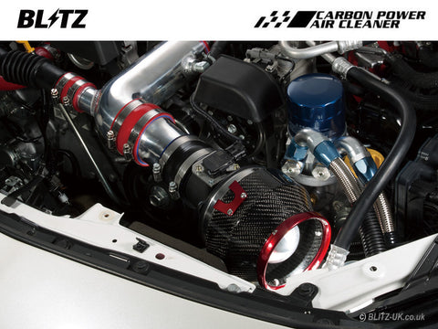 Blitz Carbon Power Induction Kit - 35128 - GT86 & BRZ - install