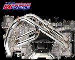 Tomei Expreme Equal Length Exhaust Manifold GT86 & BRZ - fitted
