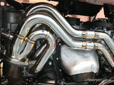 Tomei Expreme UnEqual Length Exhaust Manifold GT86 & BRZ - fitted