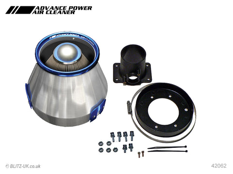 Blitz Advance Power Induction Kit - 42062 - Corolla 1.8 T Sport