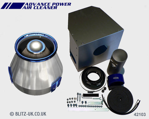 Blitz Advance Power Induction Kit - 42103 - RX-8 SE3P
