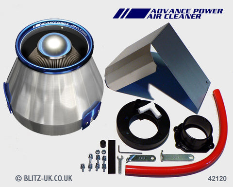 Blitz Advance Power Induction Kit - 42120 - Civic Type R EP3 & Integra Type R DC5