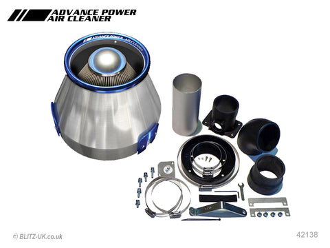 Blitz Advance Power Induction Kit - 42138 - Impreza, WRX, Legacy, Forester GH8,GRB EJ20 Turbo Impreza
