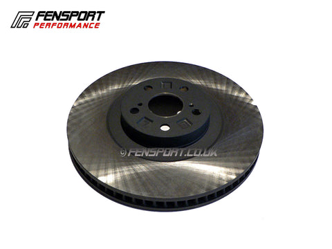 Brake Disc - Front Left Hand - Single - Celica GT4 ST205