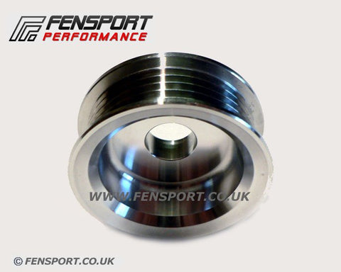 Lightweight Alloy - Alternator Pulley - 4A-GE Engine