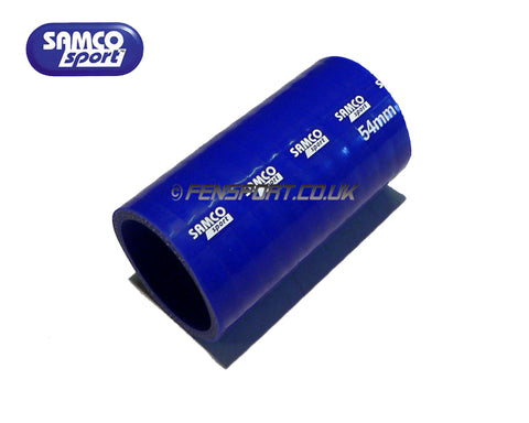 Samco Turbo To Intercooler Hose - Blue - Celica GT4 ST165