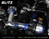 Air Intake - Blitz Suction Kit - 55703 - GT86 & BRZ - For Plastic Manifold