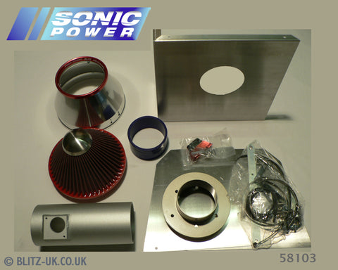 Blitz Sonic Power Induction Kit - 58103 - RX-8 SE3P