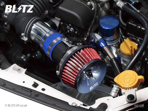 Blitz LM Induction Kit - Red - 59128 - GT86 & BRZ