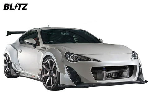 Blitz Aero Speed - GT86 & BRZ - Wide Arch Kit - With Spats - 60160