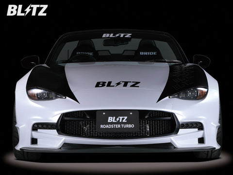 Blitz Aero Speed - MX5 ND5 - Front Bumper Spoiler