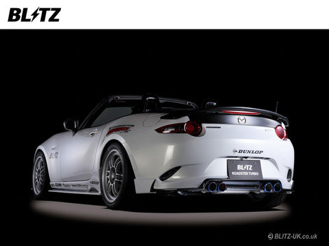Blitz Aero Speed - MX5 ND5 - Rear Diffuser