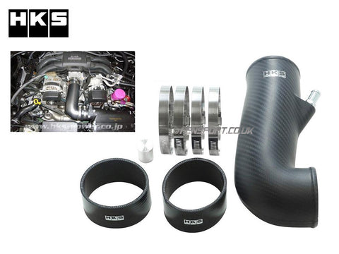 Air Intake - HKS Dry Carbon Intake Pipe Kit - GT86 & BRZ