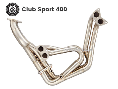 Ace - Exhaust Manifold - Club Sport 400 - 4-2-1 Equal Length - GT86 & BRZ