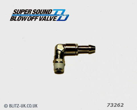 Blow Off Valve Fitting Elbow (L)