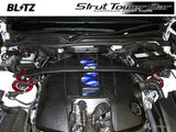 Blitz Strut Tower Bar - Front - 96109 -  Lexus GS300h, GS450h, RC300h, RC-F