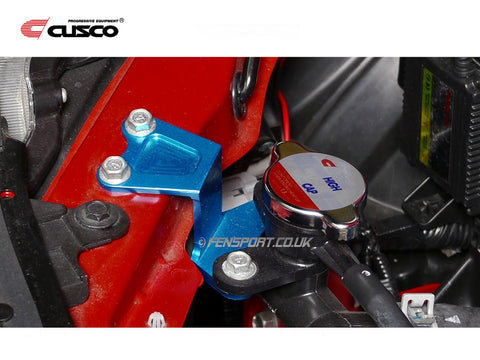 Cusco Coolant Fillar Alloy Bracket - GT86 & BRZ