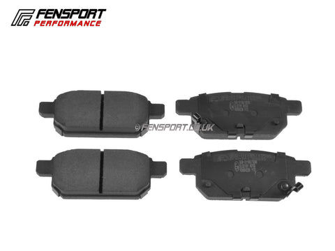 Brake Pads - Rear - Swift Sport ZC32S