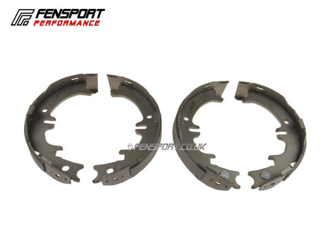 Rear Hand Brake Shoe Set - Supra JZA80, Aristo, IS200 + Others