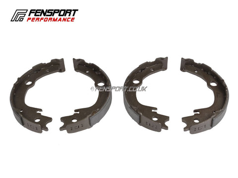 Hand Brake Shoe - Set 4 - Celica 140 & 190, Yaris T Sport