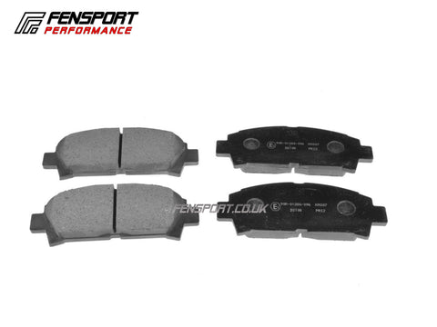 Brake Pads - Front - MR2 Mk2 Rev 2 & 3