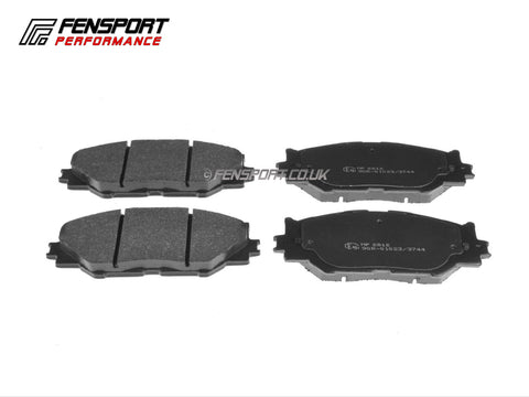 Brake Pads - Front - IS200D, IS220D, IS250, IS300h