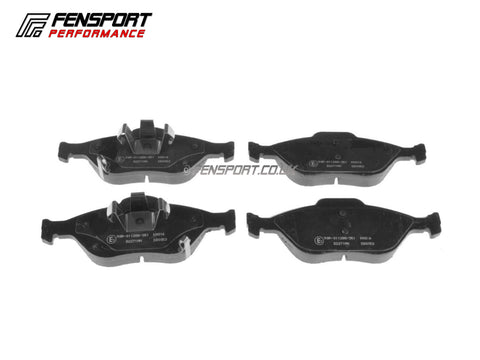 Brake Pads - Front - Yaris 1.3 NSP90 & NSP130 French Built