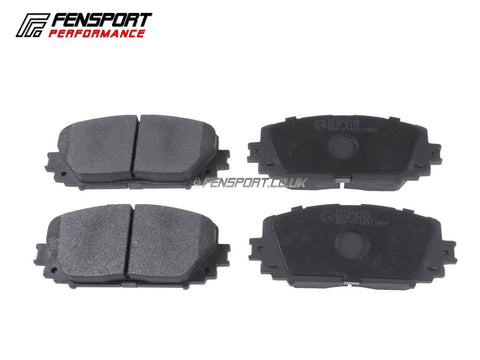 Brake Pads - Front - Yaris 1.8 ZSP90 & NSP130 Japan Built