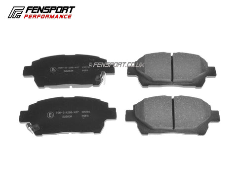 Brake Pads - Front - Toyota iQ 1.0 & 1.3