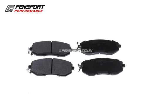 Brake Pads - Front - Genuine Toyota - CH-R