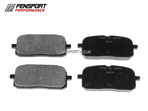 Brake Pads - Rear - Starlet EP82 & EP91