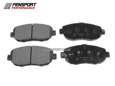Brake Pads - Front - IS200, RS200, Supra JZA80 2 Piston
