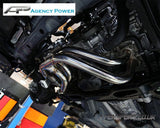 Exhaust Manifold - Agency Power Stainless - GT86 & BRZ