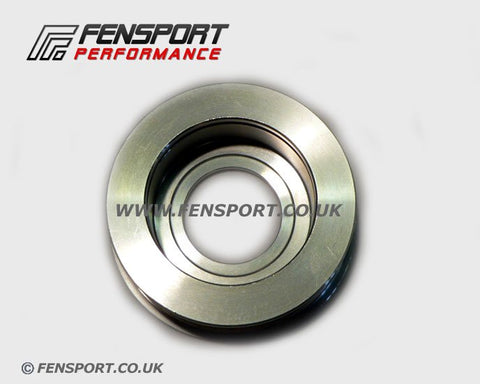 Lightweight Alloy - Idler Pulley - For Air Con Removal - Celica & GT4
